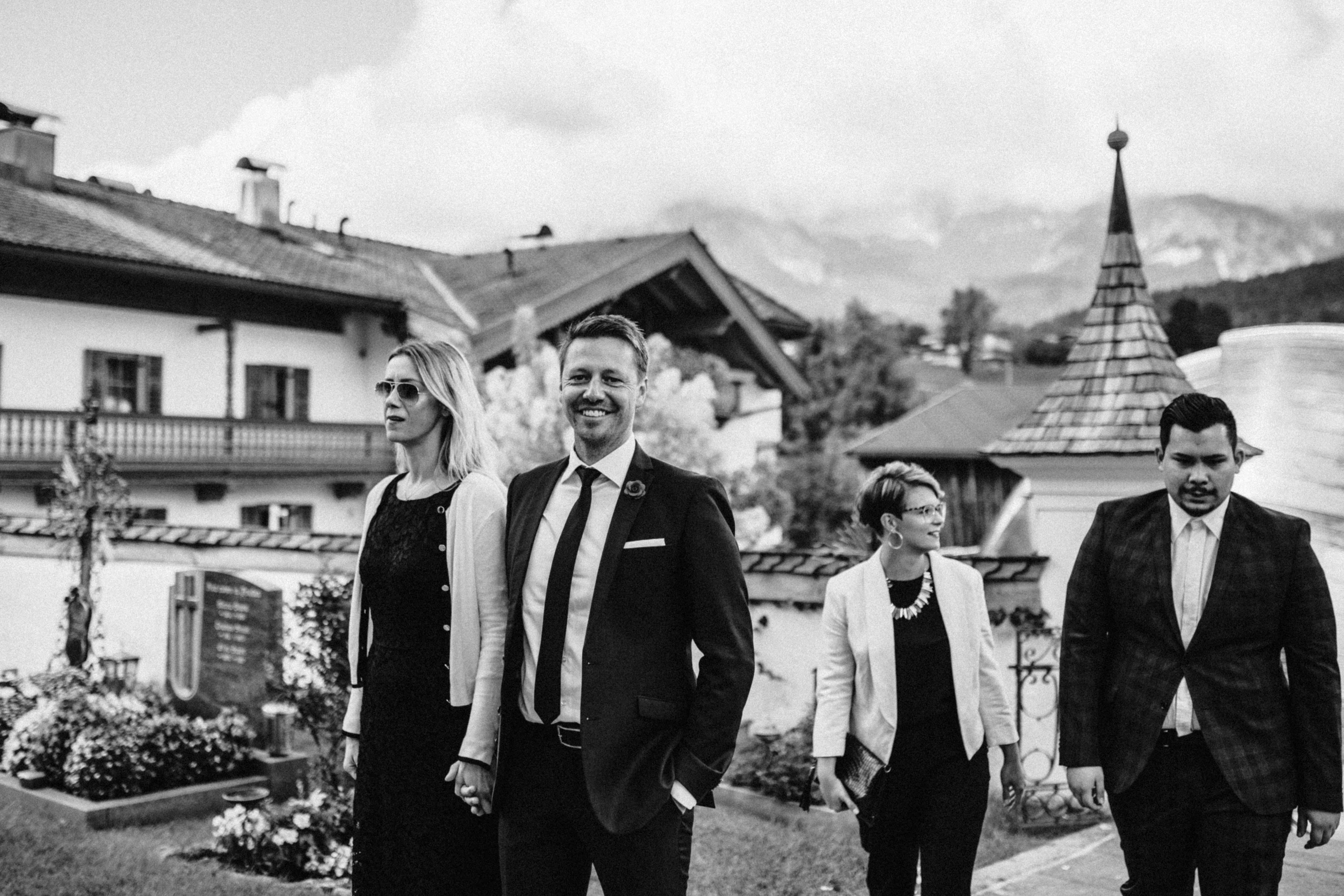 guest arrival Sonja Pöhlmann Photography Wedding München Bayern