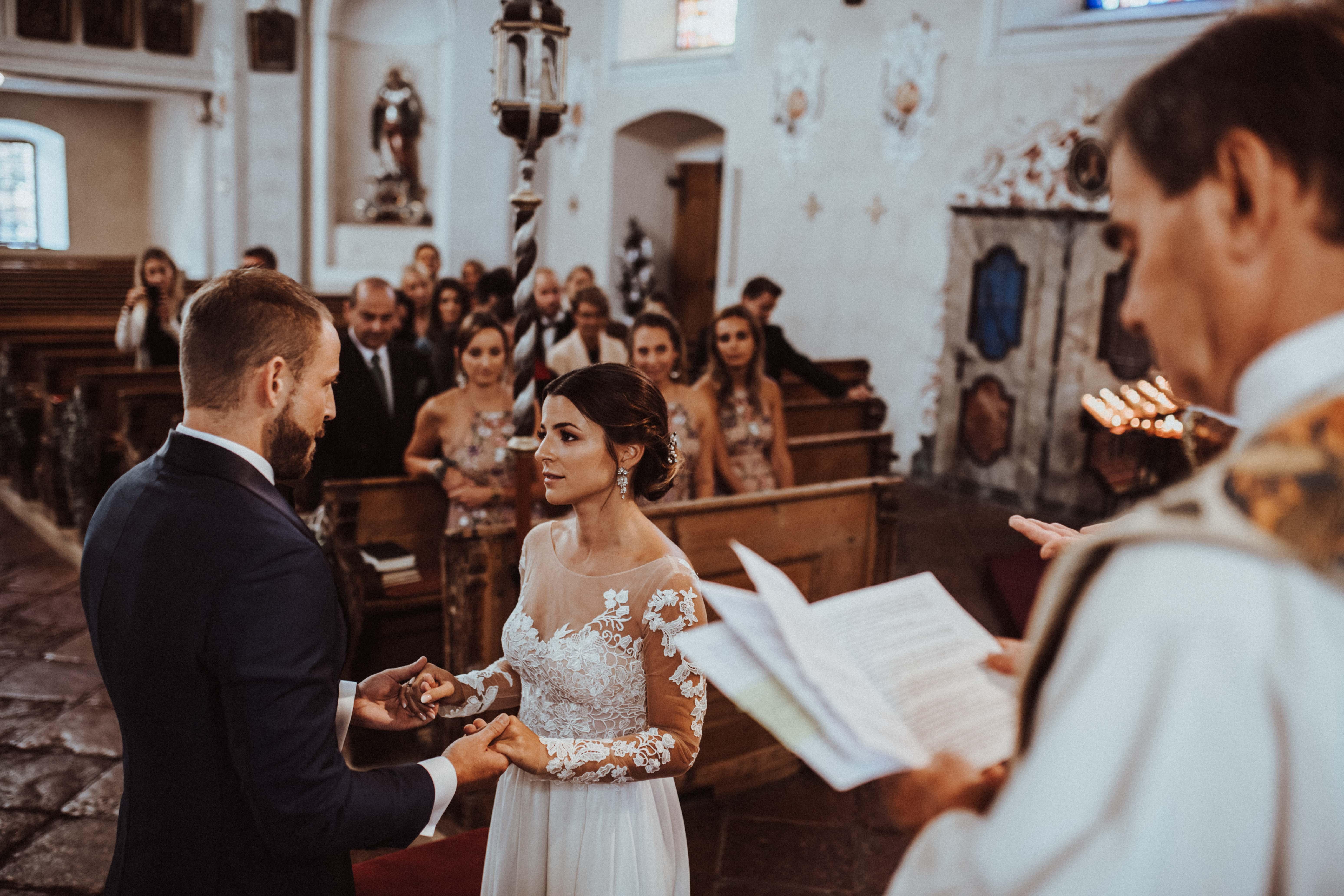 emotional ehegelöbnis Sonja Pöhlmann Photography Wedding München Bayern