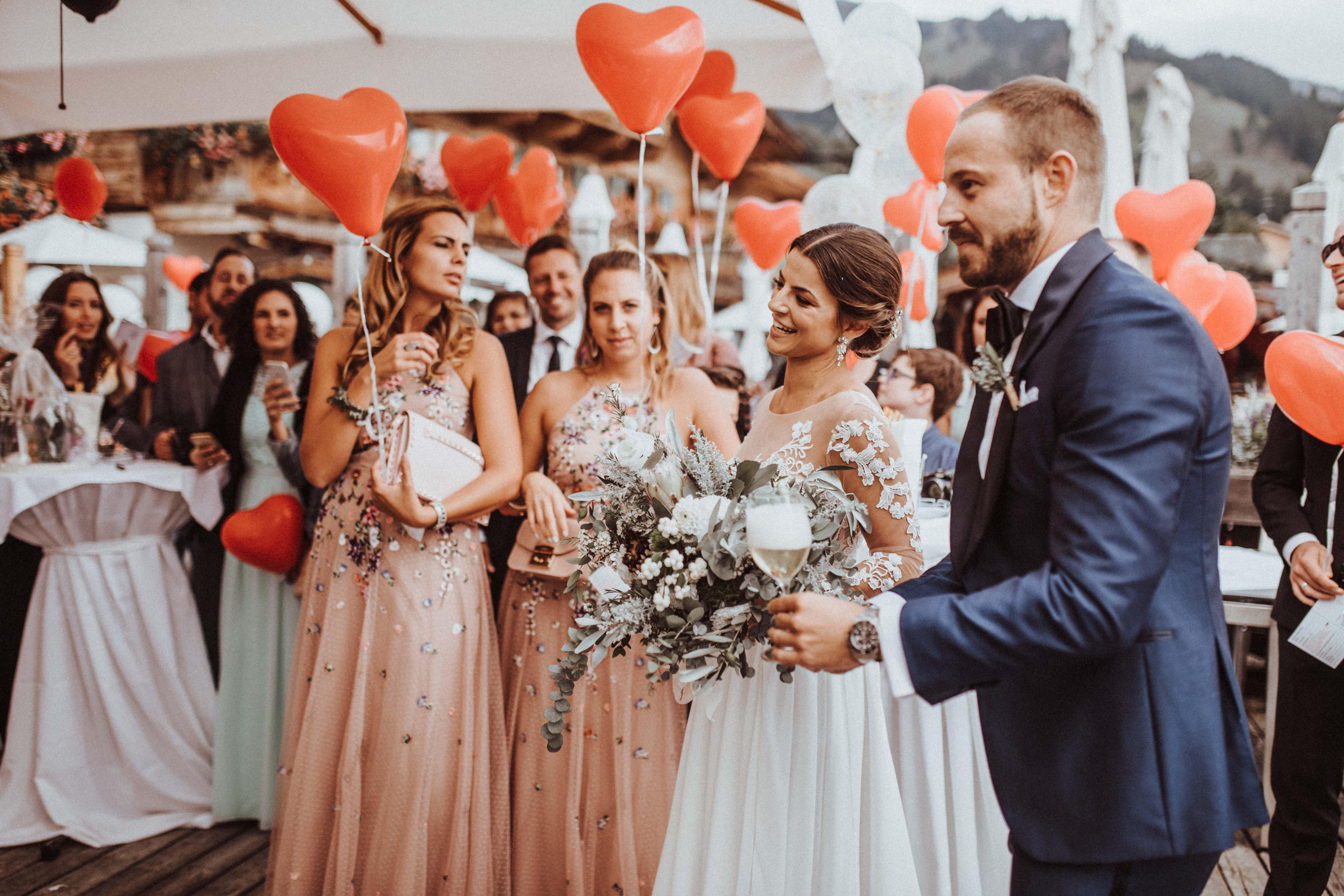 ansprache brautpaar Sonja Pöhlmann Photography Wedding München Bayern