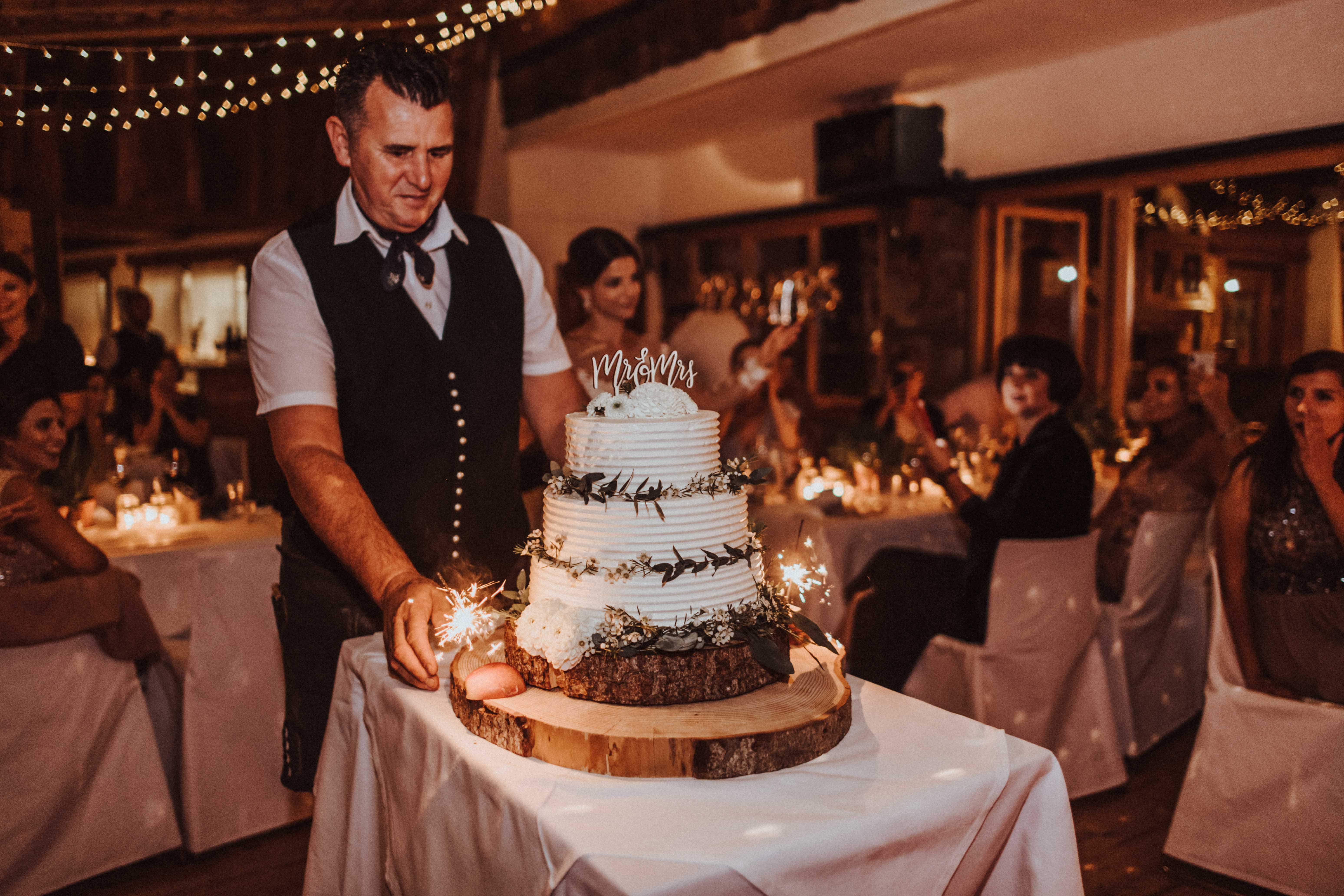 hochzeitstorte cake Sonja Pöhlmann Photography Wedding München Bayern